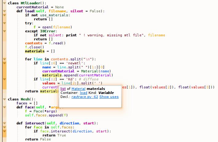 kdev-python: Argument type guessing, advanced list content